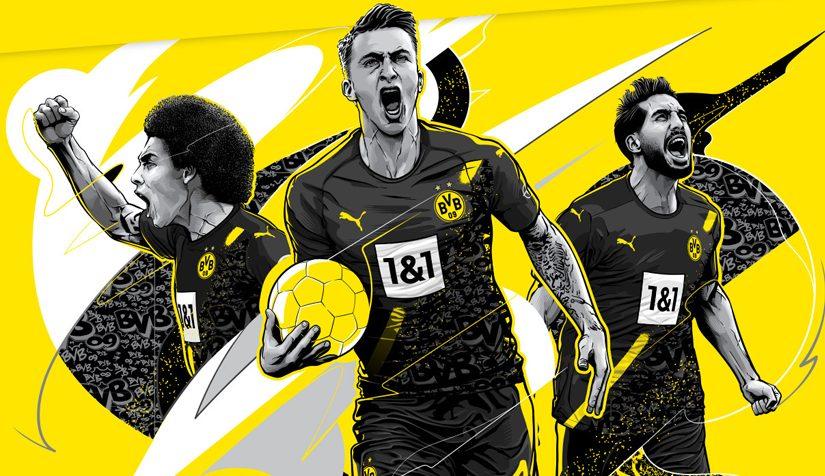 Bintang Borussia Dortmund kini diragukan cedera parah untuk pertandingan perempat final Liga Champions melawan Man City